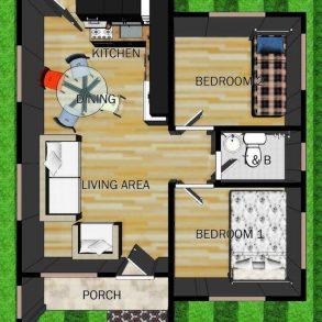 Affordable Amanda  House and Lot – Orchard Lane Homes