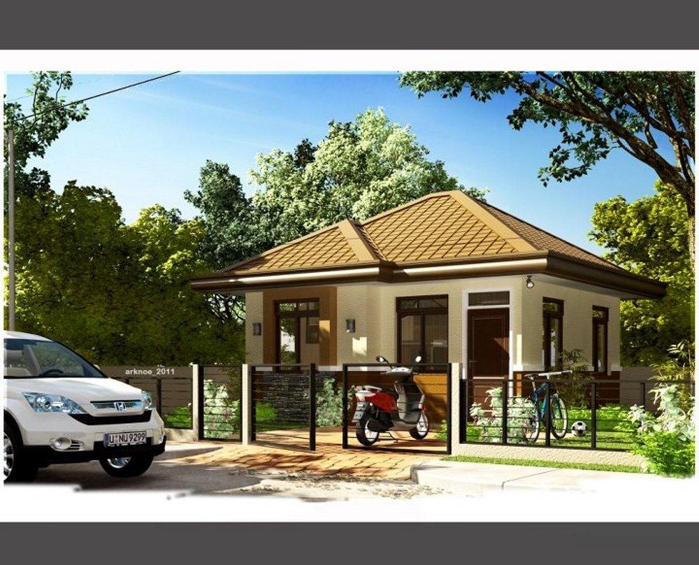 Bougainvilla Model House And Lot At Villa Se Orita
