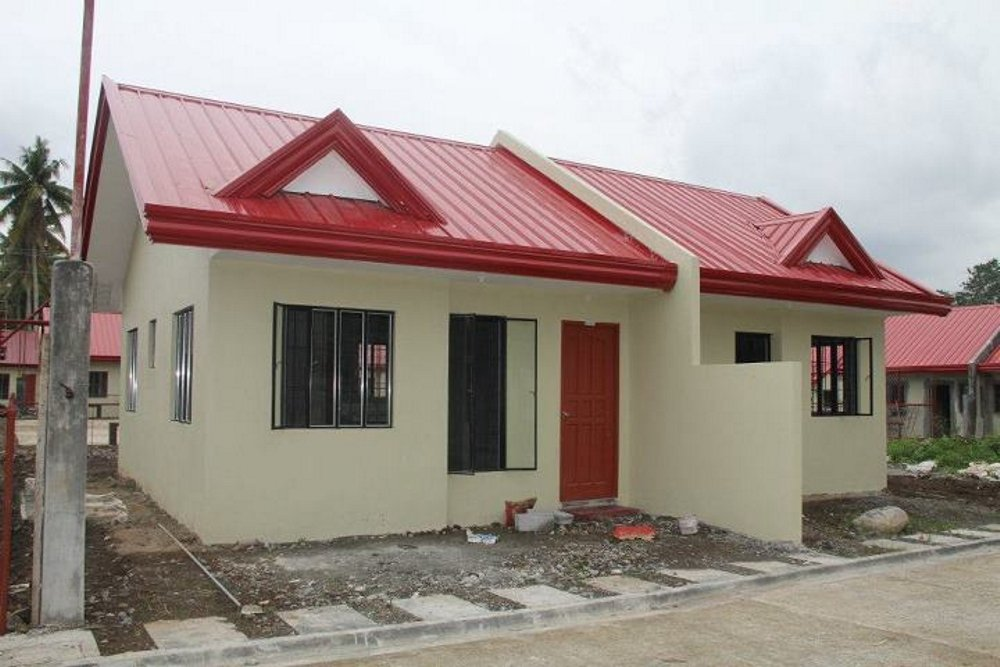 Affordable House Design With Low Cost Construction: Affordable Alleiah House And Lot