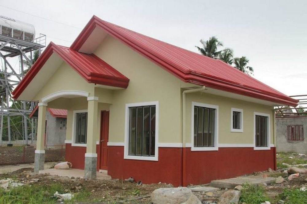 Low cost house design philippines for Low cost small house plans