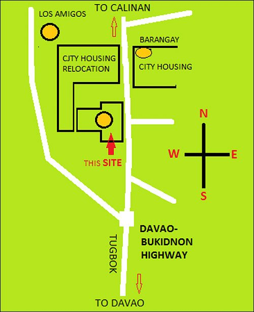 Real Estate in Davao, Davao City Real Estate, House and Lot for Sale in Davao, Amanda House, Orchard Lane HOmes