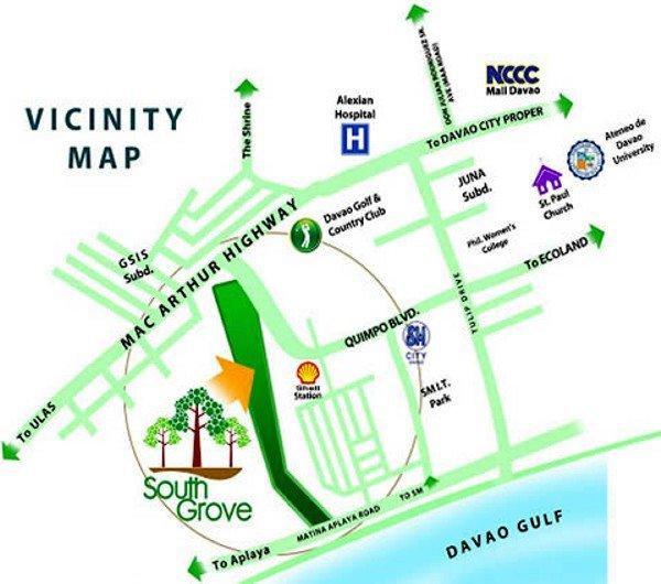 Real Estate in Davao, South Grove Davao, Davao Lots for Sale, Davao Homes, Davao Subdivisions, High end Subdivision-Davao City, Davao Properties