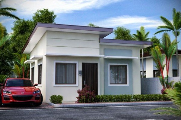 Cambridge Heights Subdivision, Panacan Housing, Davao City homes, Davao subdivisions, Low cost housing, modern design Filipino housi
