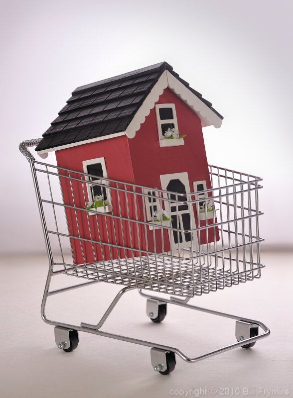 House hunting, buying a house and lot, property hunting