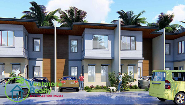 Marie Townhouse, Marie House and Lot, Cambridge Terraces Davao, Panacan Davao City Housing, Real Estate in Davao City