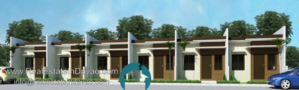 Amorsolo Homes, Affordable Housing in Mintal Davao City, House and Lot for Sale Davao, Low Cost Housing in Davao City, Francisco, Rowhouse