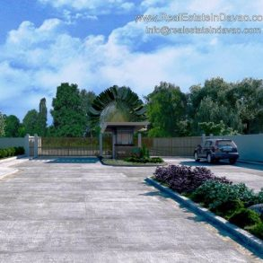 Plantacion Subdivision in Mandug, Davao City