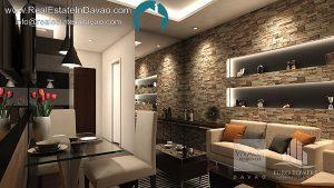 Vivaldi Residences Davao Condominium, Vivaldi Davao, Davao condominium for Sale, 1 Bedroom condominium Vivaldi Davao