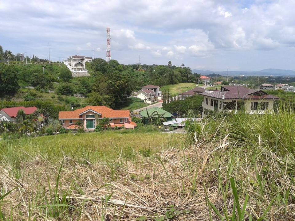 Monteritz Davao lot, High ebd subdivision in Davao