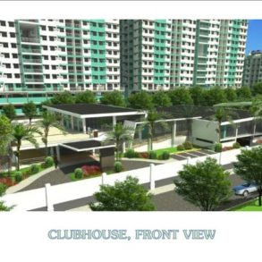 Verdon Parc Condominium at Ecoland Drive, Davao City