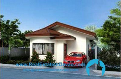 Oaridge Residential Estate DAvao Zinnia Model, Zinnia Model Oakridge Subdivision Davao, Middle Cost Housing in Davao City, Real Estate in Davao City