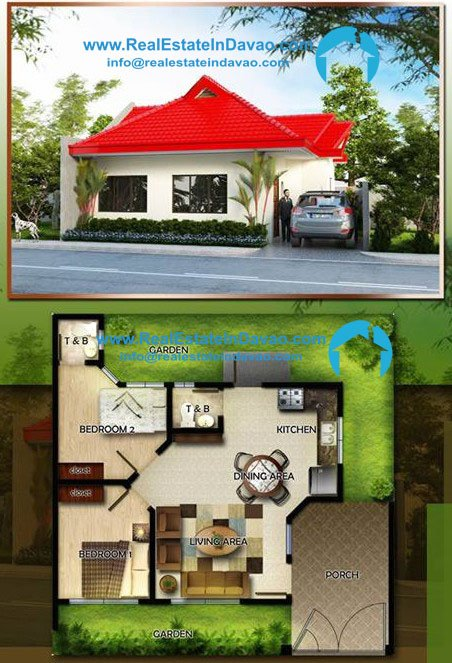 Oakridge Residential Estate Davao Madison Model, Middle Cost Housing in Davao City, Real Estate In Davao, RealEstateInDavao.com