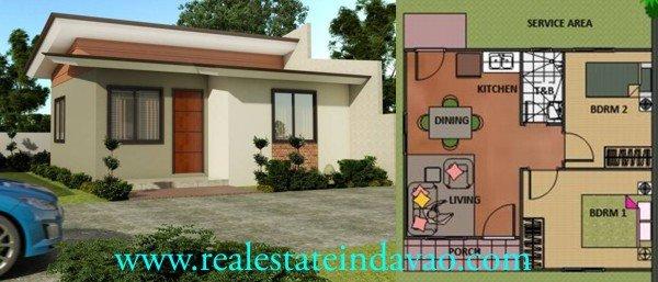Rizal Model, Hidalgo Homes, Davao Properties, Davao City Property, realestateindavao.com, Mid-cost Subdivision in Davao City