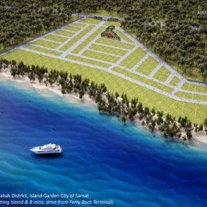 Lot for Sale at Island Hills Village Resort in Samal Island