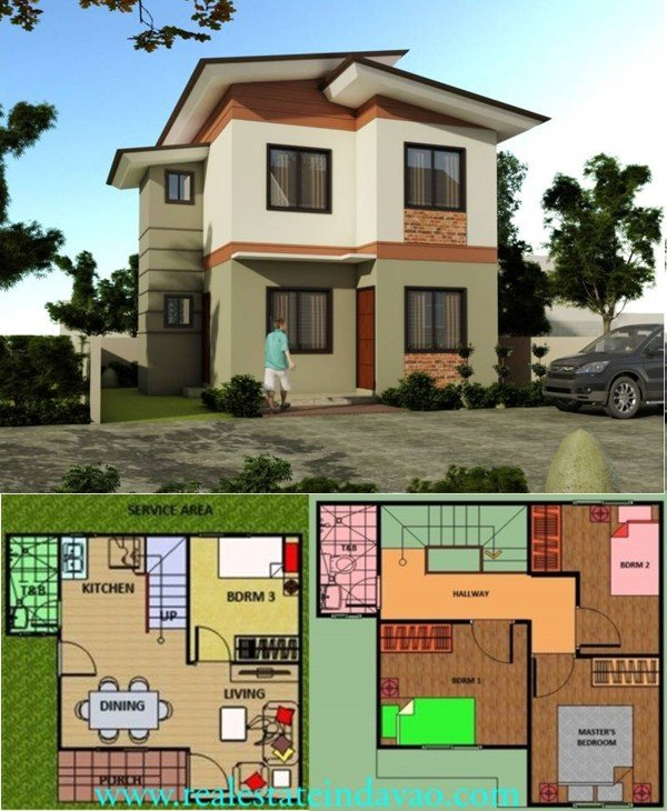 Hidalgo Homes Davao, Davao Properties, Davao Subdivision, Davao House and Lot for Sale