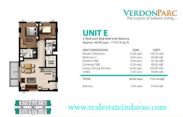 Davao Properties, Davao City Property, Davao Estate, Davao Condominiums, Davao Real Estate, Verdon Parc Davao