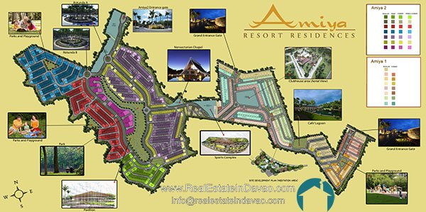 Amiya Resort Residences, Davao City properties, Davao City Property, Davao House and lot for Sale, Davao Lots for Sale, High End prorties in Davao for Sale, Amiya Resort Residences Davao, Davao Subdivisions, Davao Homes, Davao Estate Property, Real Estate in Davao, realestateindavao.com, Site Development Map