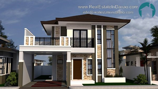 Ilumina Estates Subdivision Davao, Davao Subdivisions, Davao House and Lot, Real EState In Davao, Real Estate Property for Sale in Davao, House and Lot for Sale in Davao City, Ready to Occupy Houses for Sale in Davao City, Mid-cost Housing in Davao City, Santos Land Development Davao, House and Lot for Sale, Two Storey Unit, Model House 142
