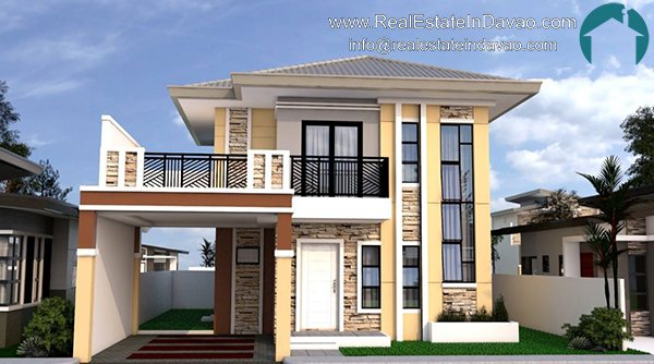 Ilumina Estates Subdivision Davao, Davao Subdivisions, Davao House and Lot, Real EState In Davao, Real Estate Property for Sale in Davao, House and Lot for Sale in Davao City, Ready to Occupy Houses for Sale in Davao City, Mid-cost Housing in Davao City, Santos Land Development Davao, House and Lot for Sale, Two Storey Unit, Model House 150