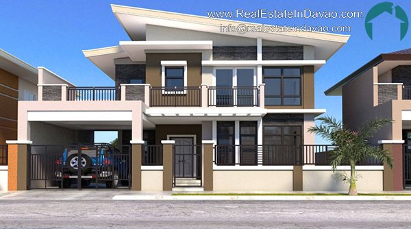 Ilumina Estates Subdivision Davao, Davao Subdivisions, Davao House and Lot, Real EState In Davao, Real Estate Property for Sale in Davao, House and Lot for Sale in Davao City, Ready to Occupy Houses for Sale in Davao City, Mid-cost Housing in Davao City, Santos Land Development Davao, House and Lot for Sale, Two Storey Unit, Model House 151