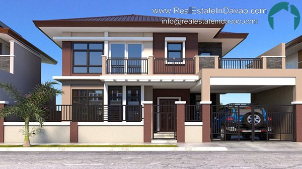 Ilumina Estates Subdivision Davao, Davao Subdivisions, Davao House and Lot, Real EState In Davao, Real Estate Property for Sale in Davao, House and Lot for Sale in Davao City, Ready to Occupy Houses for Sale in Davao City, Mid-cost Housing in Davao City, Santos Land Development Davao, House and Lot for Sale, Two Storey Unit, Model House 152