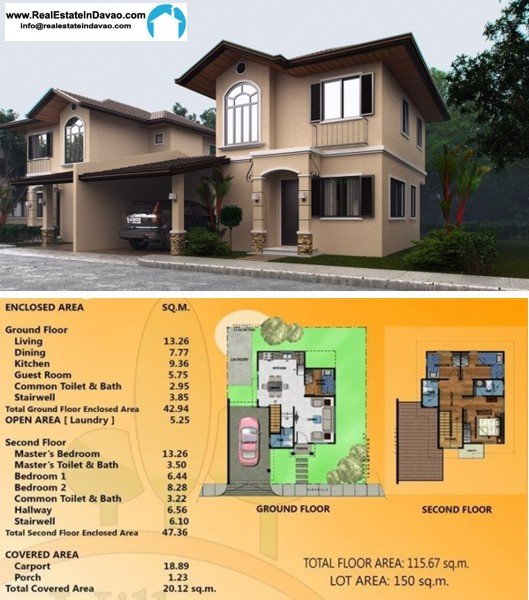 Davao City Properties, Davao Homes, Davao House and Lot for Sale, Davao Subdivisions, Midcost Housing in Davao, Davao City Property, Davao home listings, Davao Estate Property, Real Estate Properties for Sale in Davao
