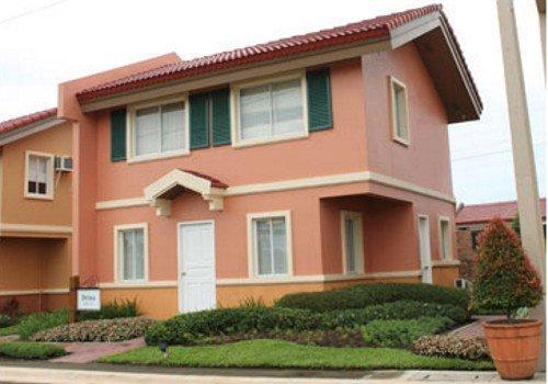 Drina Model House at Camella Davao
