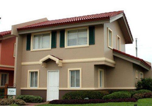 Elaisa Model House at Camella Davao