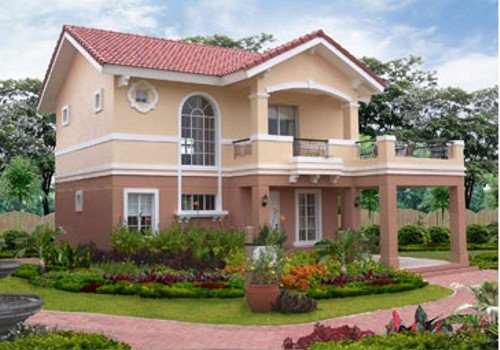 Emerald Model House at Camella Davao