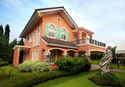Liadro Model House at Camella Davao
