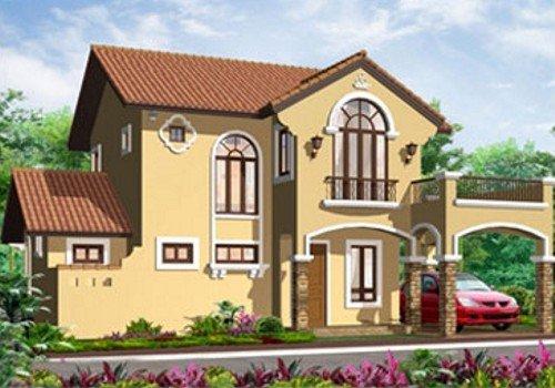 Murano Model House at Camella Davao