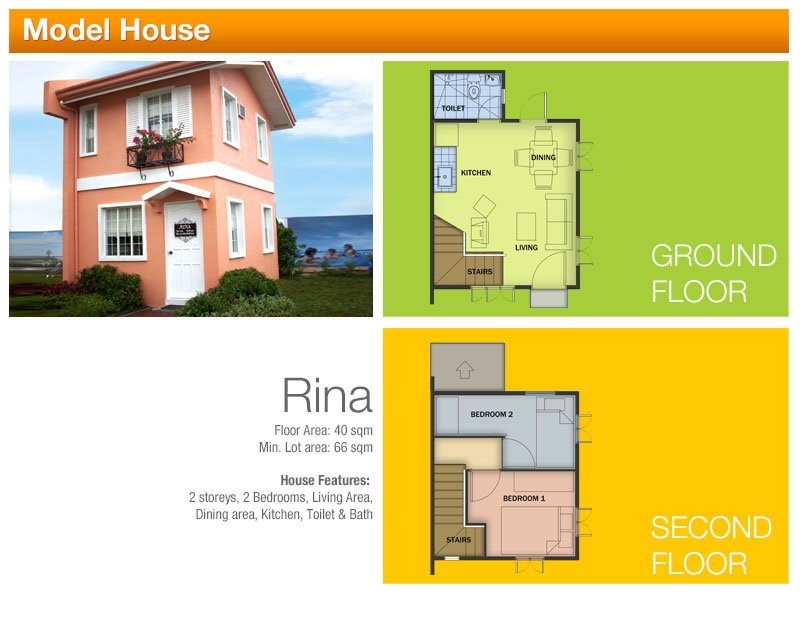 Camella homes davao real estate in davao city for City lot house plans
