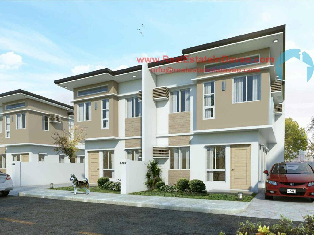 The Diamond Heights Subdivision Davao, Davao High-end Housing, House and Lot in Communal Buhangin, House and Lot Near Davao Airport, Florentine