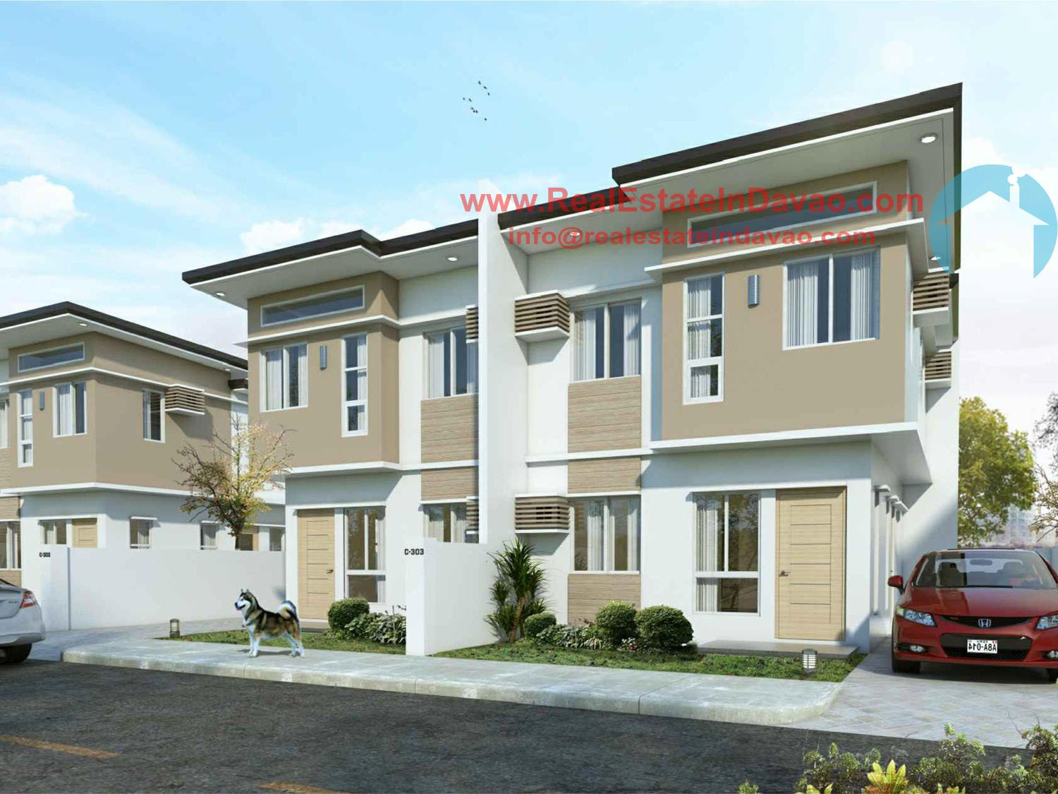 Diamond Heights Subdivision in Communal Buhangin Davao City