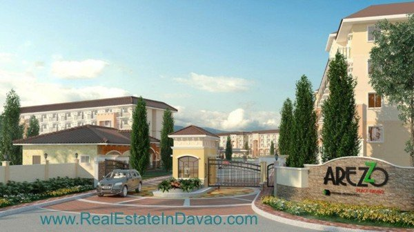 Arezzo Place Davao, Arezzo Davao, Davao City Condominiums, Davao City Real Estate, Affordable Condominium in Davao, Davao Affordable Condo, Real Estate Investment in Davao