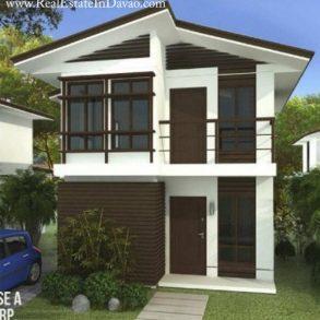 Kasandra House and Lot Model at Aspen Heights, Communal, Davao City