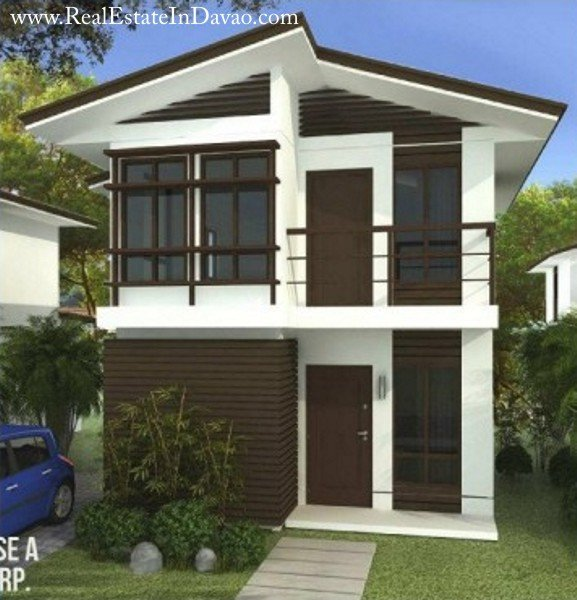 Kasandra House and Lot Model at Aspen Heights, Communal, Davao City