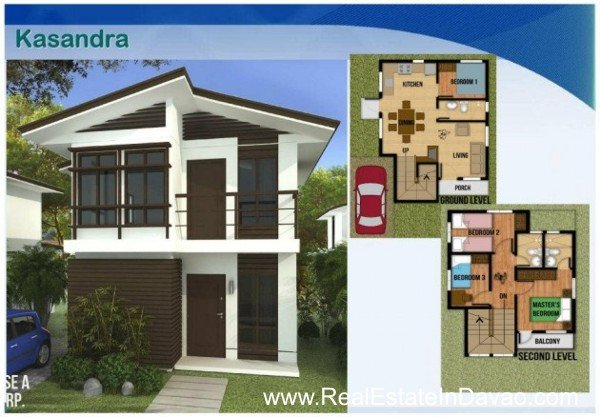 Kasandra Model at Aspen Heights Davao, Aspen Heights Davao,Bianca Model at Aspen Heights Davao, Gabriela Model House at Aspen Heights Davao, Real Estate In Davao City, Davao Subdivisions, Davao Real Estate for Sale, Davao City Middle Cost Housing