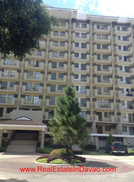 Studio Unit Condominium at Camella Northpoint Davao – For Assume