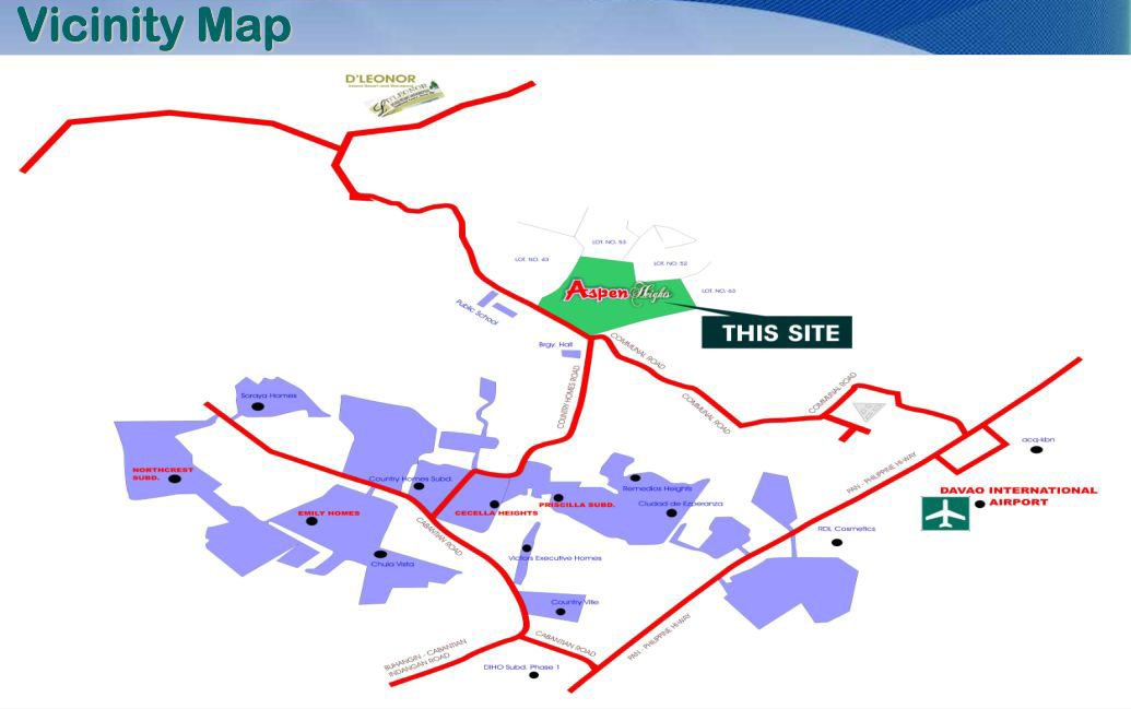 Aspen heights subdivision in communal buhangin davao city real click here to view vicinity map gumiabroncs Choice Image
