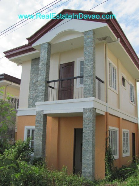 Chula Vista Monte Alto Model, 2-Storey House and Lot for Sale, Davao City Real Estate, Real Estate in Davao City, RealEstateInDavao.com