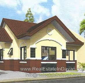 Bungalow House and Lot at Apo Highlands Subdivision