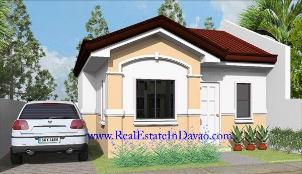 Affordable Housing in Davao City, Apo Highlands Subdivision, Apo Highlands-Catalunan Grande, Davao City Properties, Davao Low Cost Housing, Davao Mid-cost Housing, Davao Real Estate Investment, Davao Subdivisions, Cheap Housing, Economic Housing, Low-price Housing, Inexpensive Housing, Socialized Housing, Real Estate in Davao, Jasmin, Single Attached Bungalow
