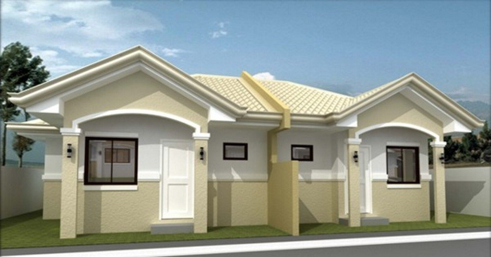 Low cost houses real estate in davao city for Estimated cost building duplex