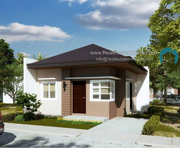 Uraya Residences Cluster 3 Model House Donna - Single Attached Bungalow