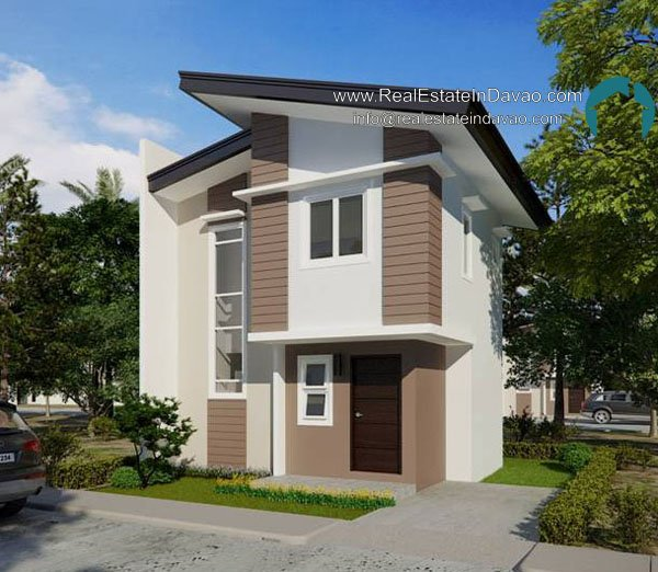Uraya Residences Cluster 3 Model House Drew - Single Attached 2 Storey