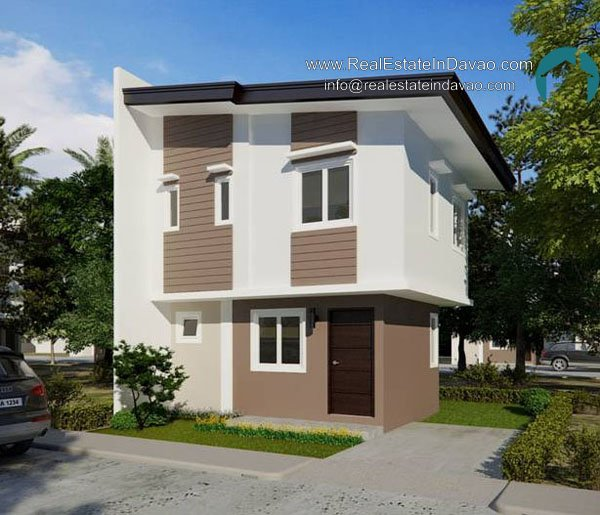 Uraya Residences Cluster 3 Model House Reagan - Single Attached 2 Storey