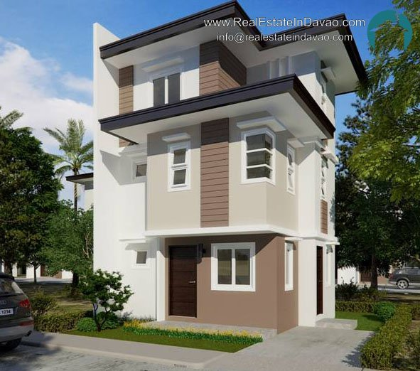 Uraya Residences Cluster 3 Model House Skylar - Single Attached 3 Storey