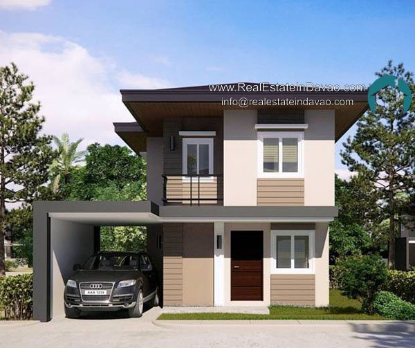 Uraya Residences Cluster 6 Model House Marie - Single Detached 2 Storey