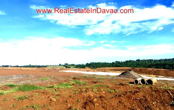 Land Development Update for Camella Homes Davao in Communal Buhangin